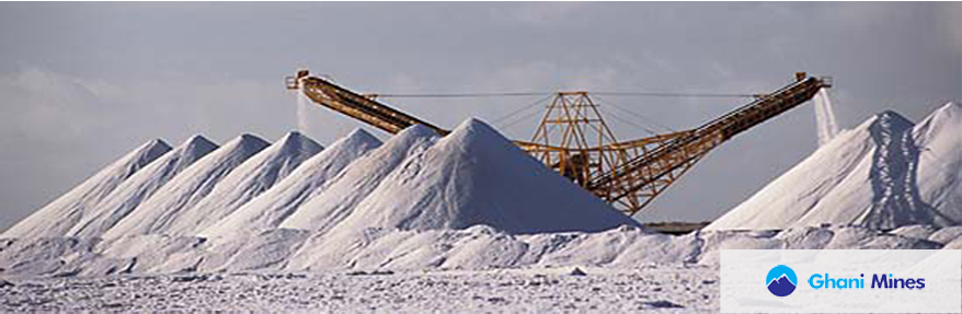 Largest Rock Salt Exporter in Pakistan,